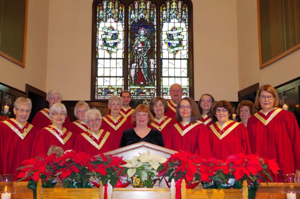 HUC Church Choir 2014